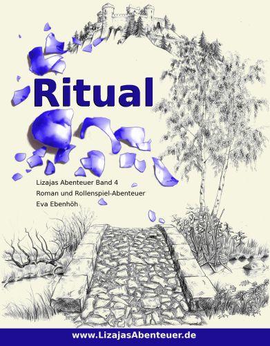 "Cover Band 4 - ""Ritual"" - Roman und Midgard Abenteuer"